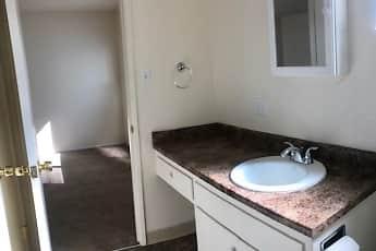 Bathroom, Brio Apartments, 2