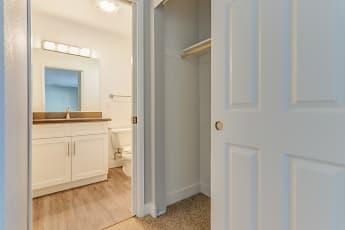 Bathroom, Capri Creek Apartments, 2
