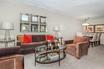 Living Room, The Grand at Neshaminy, 0
