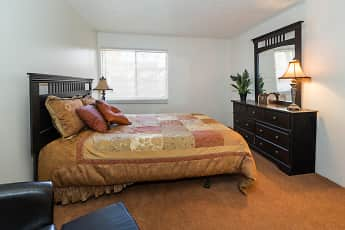 Bedroom, Sedona Ridge, 1