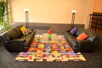 Living Room, Riverview Towers, 1