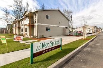 Community Signage, Alder Springs, 0