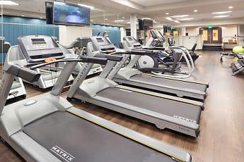 Fitness Weight Room, Alister Arlington Ridge, 2