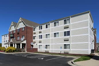 Building, Furnished Studio - Cincinnati - Blue Ash - Reed Hartman, 1