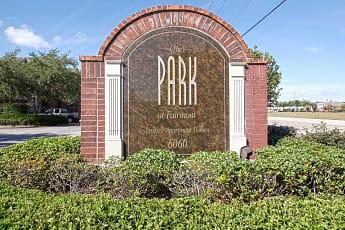 Community Signage, The Park At Fairmont, 2