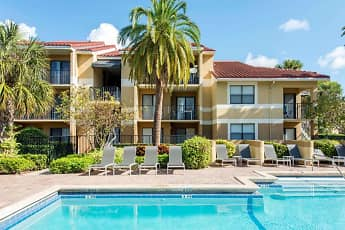 Pool, Kings Colony Apartments, 0
