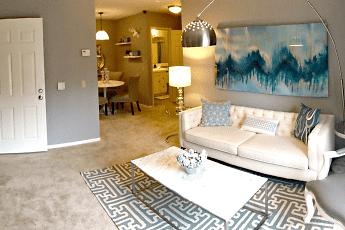 Living Room, La Jolla Nobel, 2