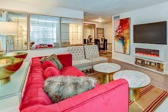 Living Room, The Estates at Avenstar, 0
