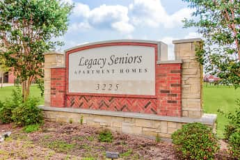 Community Signage, Legacy Senior Housing, 0