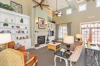 Living Room, Cypress Creek Apartment Homes At Fayridge Drive, 1