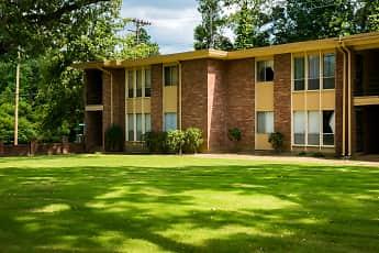 Building, Allison Gardens, 0