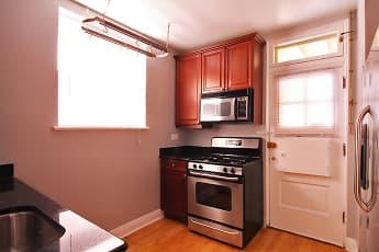 Kitchen, 922 Ontario Apartments, 0