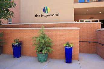 Community Signage, The Maywood, 2