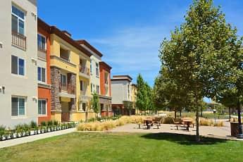 Building, La Moraga Apartments, 2