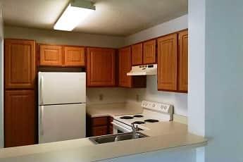 Kitchen, Otter Run Apartments, 2