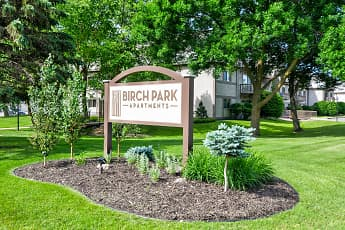 Community Signage, Birch Park Apartments, 2