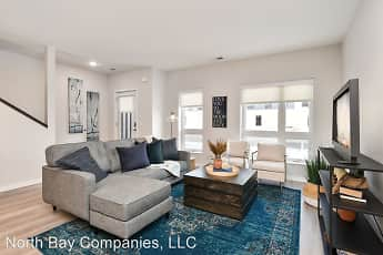 Living Room, Henley Townhomes, 0