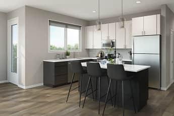 Kitchen, 202 Park, 0