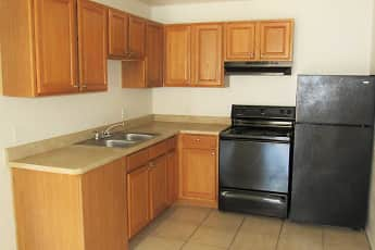 Kitchen, Rancho Valencia Apartments, 0