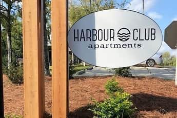 Community Signage, Harbour Club, 0