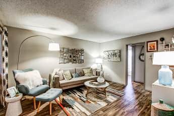 Living Room, Point Bonita, 1