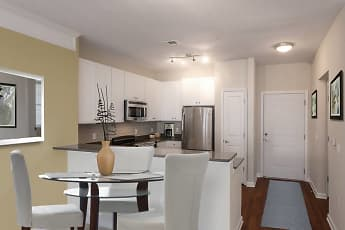 Kitchen, Avalon Arlington North, 1