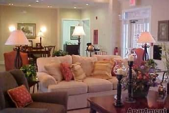 Living Room, The Regency / Broad Pointe, 2