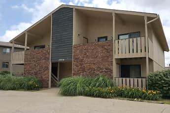 Building, Hillsdale Apartments, 0
