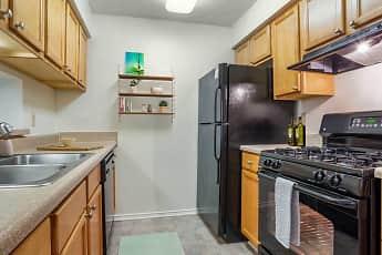 Kitchen, eaves Fair Lakes, 1