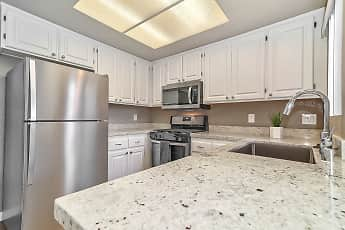 Kitchen, The Galleria Apartment Homes, 0