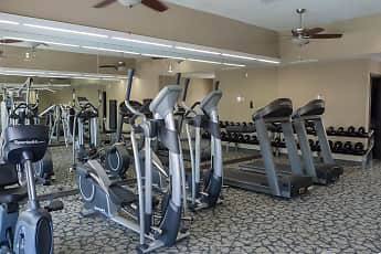 Fitness Weight Room, Toscana, 2