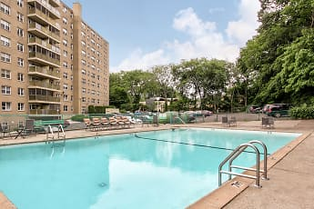 Pool, Park Royal Apartments, 2