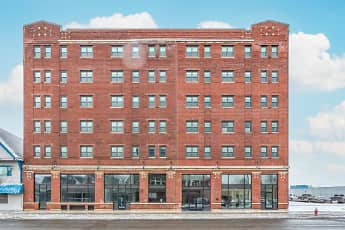 Building, Mid City Apartments, 0