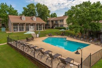 Pool, Chestnut Tree, 0
