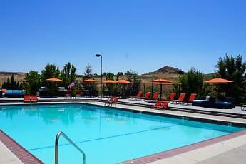 Pool, Talus Point, 1