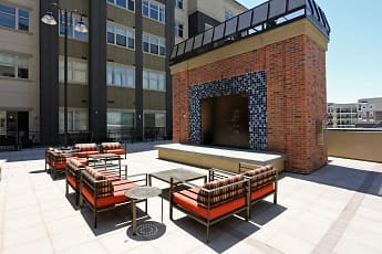 Patio / Deck, The Vue at Sugarhouse Crossing, 1