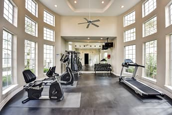 Fitness Weight Room, St. Antimo Apartments, 0