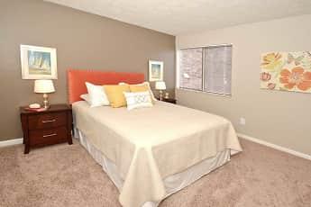 Bedroom, Oakmont Flats, 0