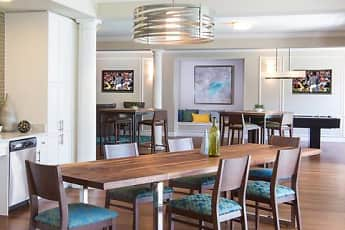 Dining Room, Avalon Station 250, 0
