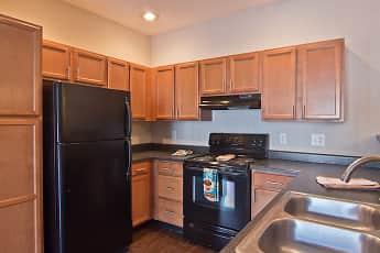 Kitchen, The Overlook At Golden Hills, 0