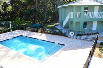 Pool, Grand Oaks Apartments of NSB, 0