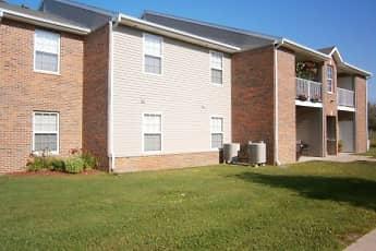 Building, Northcrest Apartments, 0