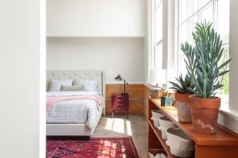 Bedroom, Billy Byrd Lofts, 2