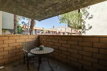 Patio / Deck, The Sage Courtyard Apartment Homes, 2