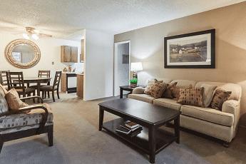 Living Room, ReNew One59, 1