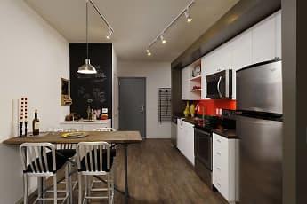 Kitchen, AVA H Street, 1