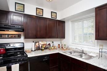 Kitchen, Eastwyck Village, 0