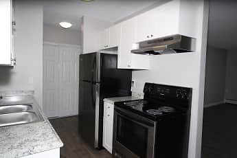 Kitchen, Eastgate Apartments, 1