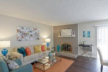 Living Room, Arabella Apartments, 0