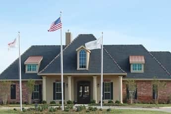Building, Magnolia Trace, 1